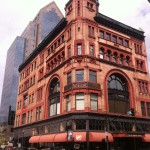 Old Spaghetti Factory historic property management Louisville, KY